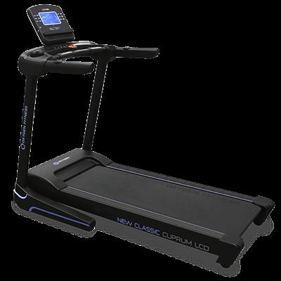 Беговая дорожка Oxygen Fitness New Classic Cuprum LCD - фото 10283