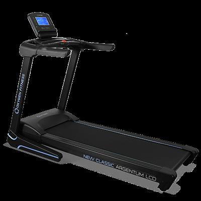 Беговая дорожка Oxygen Fitness New Classic Argentum LCD - фото 10325