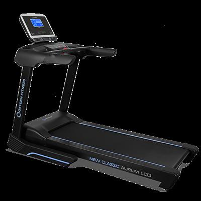 Беговая дорожка Oxygen Fitness New Classic Aurum LCD - фото 10367