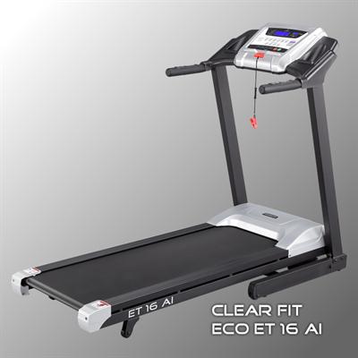 Беговая дорожка Clear Fit Eco ET 16 AI - фото 13600