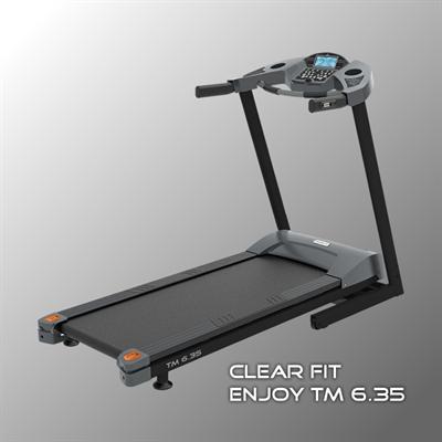 Беговая дорожка Clear Fit Enjoy TM 6.35 HRC - фото 13624