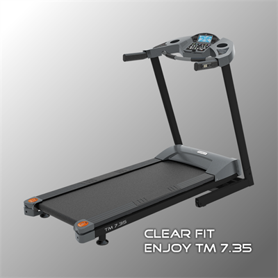 Беговая дорожка Clear Fit Enjoy TM 7.35 HRC - фото 13636