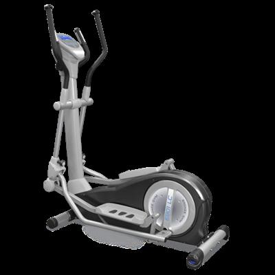 Эллиптический тренажер Bronze Gym E801 LC - фото 15118