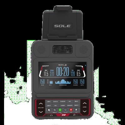 Эллиптический тренажер Sole E98 2019 - фото 15852