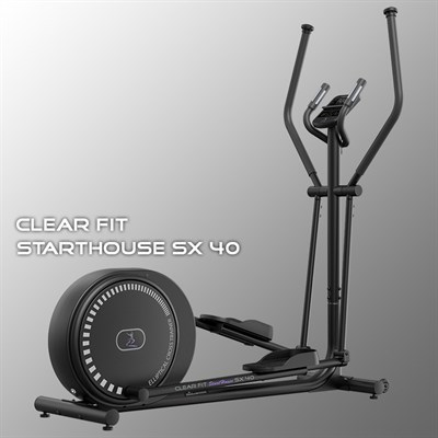 Эллиптический тренажер Clear Fit StartHouse SX 40 - фото 16034