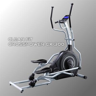 Эллиптический тренажер Clear Fit CrossPower CX 300 - фото 16044