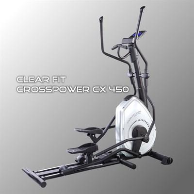Эллиптический тренажер Clear Fit CrossPower CX 450 - фото 16051