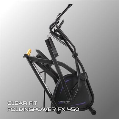 Эллиптический тренажер Clear Fit FoldingPower FX 450 - фото 16059
