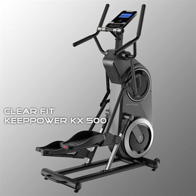 Эллиптический тренажер Clear Fit KeepPower KX 500 - фото 16067