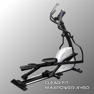 Эллиптический тренажер Clear Fit MaxPower X 450 - фото 16074