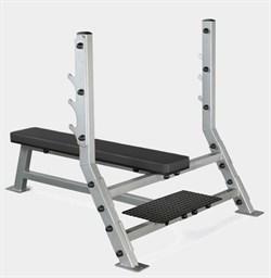 Горизонтальная скамья для жима Body Solid ProClub SFB349G - фото 20540