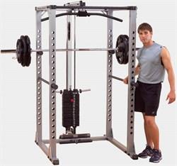Рама для приседов Body Solid GPR-78/PR-78 - фото 20685