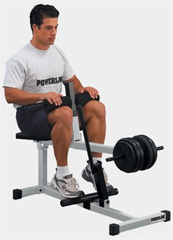Голень сидя Body Solid Powerline PSC43 - фото 20739