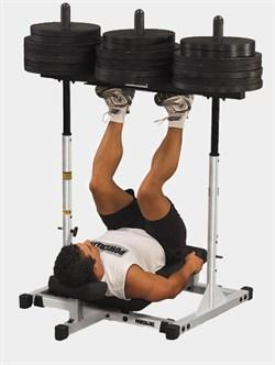 Вертикальный жим ногами Body Solid Powerline PVLP156 - фото 20746