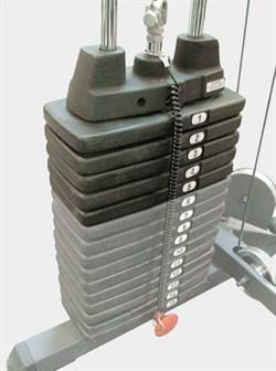 Весовой стек Body Solid SP50 - фото 20840