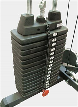Весовой стек Body Solid SP150 - фото 20843