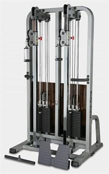Сдвоенная блочная стойка Body Solid ProClub SDC-2000G - фото 20864