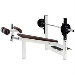 Олимпийская скамья с обратным наклоном Gym80  Sygnum Basic 4847 - фото 20930