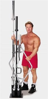 Подставка для олимпийских грифов Body Solid GOBH-5/OBH-5 - фото 21726