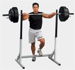 Подставка для штанги Body Solid Powerline PSS60 - фото 21730