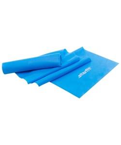 Эспандер ленточный для йоги ES-201, 1200х150х0,45 мм, синий - фото 26669