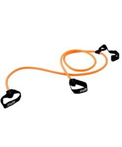 Эспандер лыжника-пловца ES-901 8х12х2200 мм, 3 кг, оранжевый - фото 26690