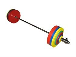 ШП-010 Штанга рекордная для пауэрлифтинга 352,5 кг в наборе - фото 27933