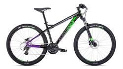 Велосипед Forward Quadro 27,5 3.0 disc (2020) - фото 28965