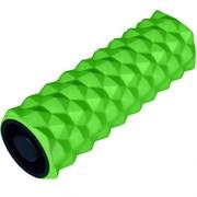 B31257-1 Ролик для йоги (зеленый) 33х13см ЭВА/АБС