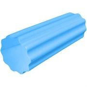 B31596 Ролик массажный для йоги (синий) 30х15см.