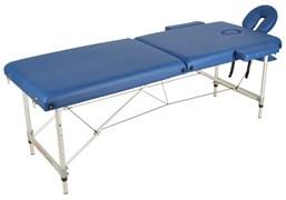 Массажный стол складной алюминиевый Med-Mos JFAL02 тип 6 МСТ-6Г