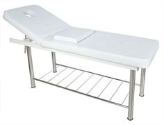 Стационарный массажный стол стальной Med-Mos FIX-MT1 (SS2.01.00)