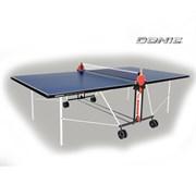 Теннисный стол Donic Indoor Roller FUN синий