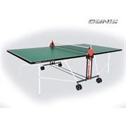 Теннисный стол Donic Indoor Roller FUN зеленый