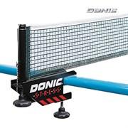 Сетка с креплением Donic STRESS черный/синий