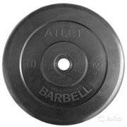 Диск Атлет 10 кг,31мм