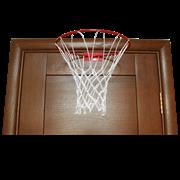 Кольцо баскетбольное (на дверь) d - 22 см.