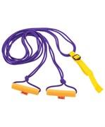 Эспандер лыжника-пловца ЭЛМ-2Р-К подростковый, двойной