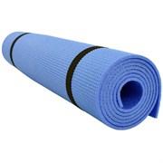 HKEM1208-06-BLUE Коврик для фитнеса 150х60х0,6 см (голубой)