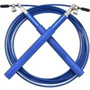 C28926-1 Скакалка скоростная синяя алюм. 2,8м