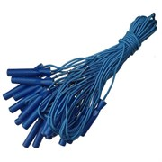 H09995 Скакалка c подшипником 2,8 метра (синие) (штука)