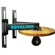 Груша боксерская пневматическая на платформе регулируемая TOTALBOX PROFFESSIONAL