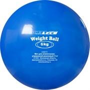 Мяч для атлетических упражнений ПВХ 6 кг