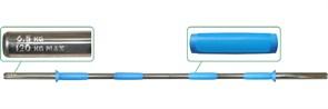 Гриф для штанги  Pro на диам. 30 мм, 150 см, на 120 кг, вес 6,5 кг
