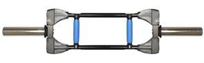 Гриф для штанги  Pro+ параллельный на диам. 50 мм, 104 см, 4 кг