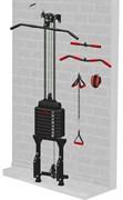 Блоковый тренажер реабилитационный пристенный Leco-IT Starter