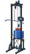 Блоковый тренажер реабилитационный односторонний Leco-IT Pro