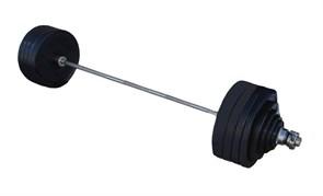 Штанга рекордная олимпийская 282,5 кг в наборе