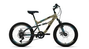 Велосипед Altair MTB FS 20 disc (2020)