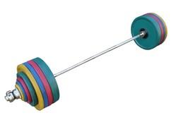 Штанга рекордная 282,5 кг